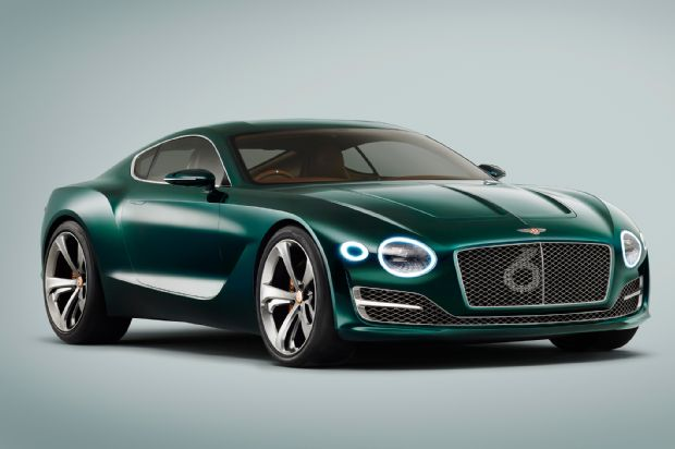 Bentley EXP 10 Speed 6 Concept Front Three Quarters