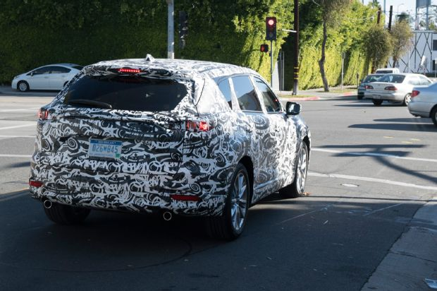2016 Mazda CX 9 Prototype Rear Three Quarter 01
