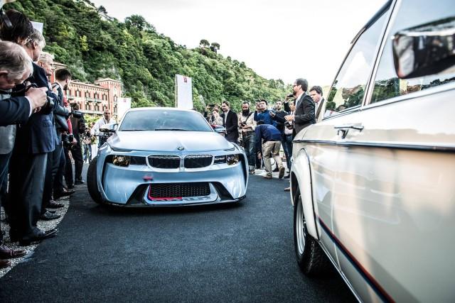2018 bmw 2002. Delighful 2002 BMW 2002 Hommage Concept 2016 Concorso Du0027Eleganza Villa Du0027Este To 2018 Bmw W