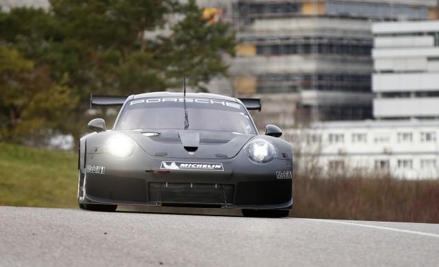 Creative 2017 Porsche 911 RSR To Debut At 2016 Los Angeles Auto